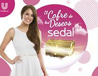 KV | Sedal - El Cofre de los Deseos