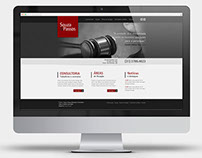 Site Souza & Passos Advogados