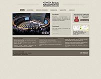 Site - Átila Nascimento Advogados Associado