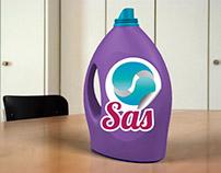 SAS detergente