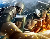 Soldados Medievais