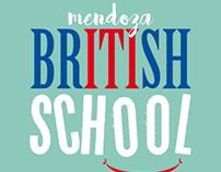 Logo y gráficas para instituto de ingles - MBS