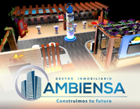 Ambiensa (Stand Feria Habitat)