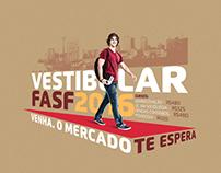 Vestibular FASF 2016