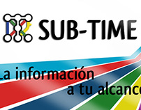 Banners para SUB-Time