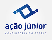 Ação Júnior Social Media Design