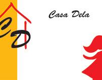 Design de Marca - Delivery Casa Dela