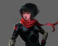 character Design ELEMENTAIS - TCG