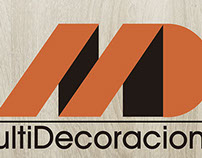Logo MultiDecoraciones