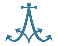 Logotipo ANKOR,  EQUIPOS PARA ALTURAS