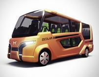 Ceros - Veículo de Transporte Escolar