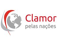 Redesign logo CLAMOR PELAS NACOES