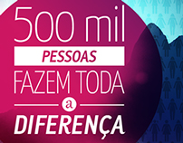 500K likes Ipanema