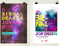 Posters for a graphic design contest
