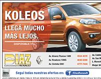 Diaz - Renault
