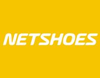 Netshoes para empresas - Landing Page