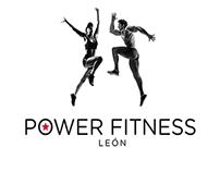 Diseño grafico Power Fitness