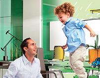 Anúncio Dia dos Pais 2013 Superalfa