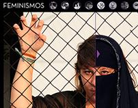 Feminismos - Galeria interativa