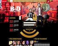 Bruninho e Davi - Web Site