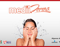 Banners para mediiDerma