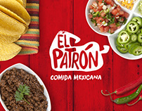 El Patrón | Branding | Food Truck