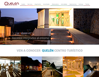Sitio web: www.quelen.cl