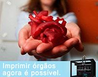 Campanha de Doação de Órgãos | Organ Donation Campaign