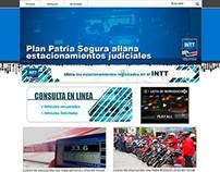 INTT Instituto nacional de transporte terrestre