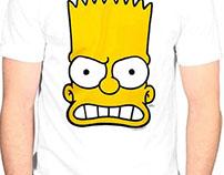 Diseño serigrafia texil T-shirt Boys Comics