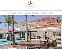 Villamer Salão de Beleza - WP Website