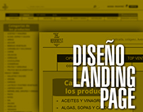 Landing page The Herborist