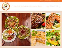 A Saladeria - E-commerce