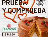 DULCERNA - Social Media