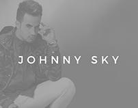 Musico Johnny Sky - Social Media