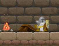 Knight's Escape (Unity 2D Game)