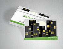 Business Card - Consultora de Imóveis