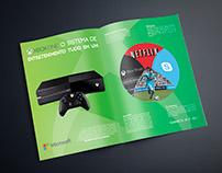 Anúncio Xbox One