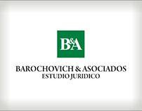 Logo Barochovich & Asociados