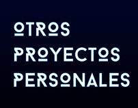 Otros Proyectos Personales