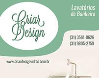 Catálogo Criar Design - Lavatórios para Banheiro
