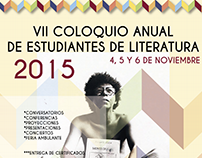 Afiches de Eventos Universitarios (2013-2015)
