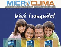 Diseño de Marca y Sitio Web de MicroclimaTraslasierra