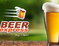 Proyecto de BeerExpress para redes sociales y app