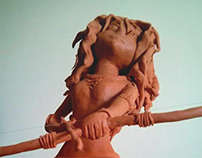 Sculpt Merida of Brave
