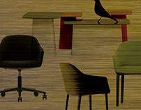 Material gráfico BM Design Café e Restaurante