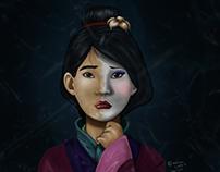 Fan Art Mulan