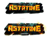 Desenvolvimento de Logo: Astatine