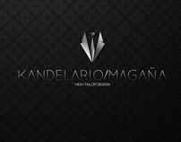 Kandelario Magaña Branding