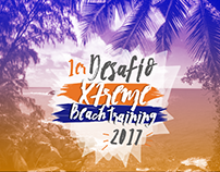 Xtreme Beach Training - Posters and Publicity